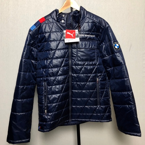30a0fdfb0bc Puma Jackets & Coats | Large Bmw Down Jacket | Poshmark
